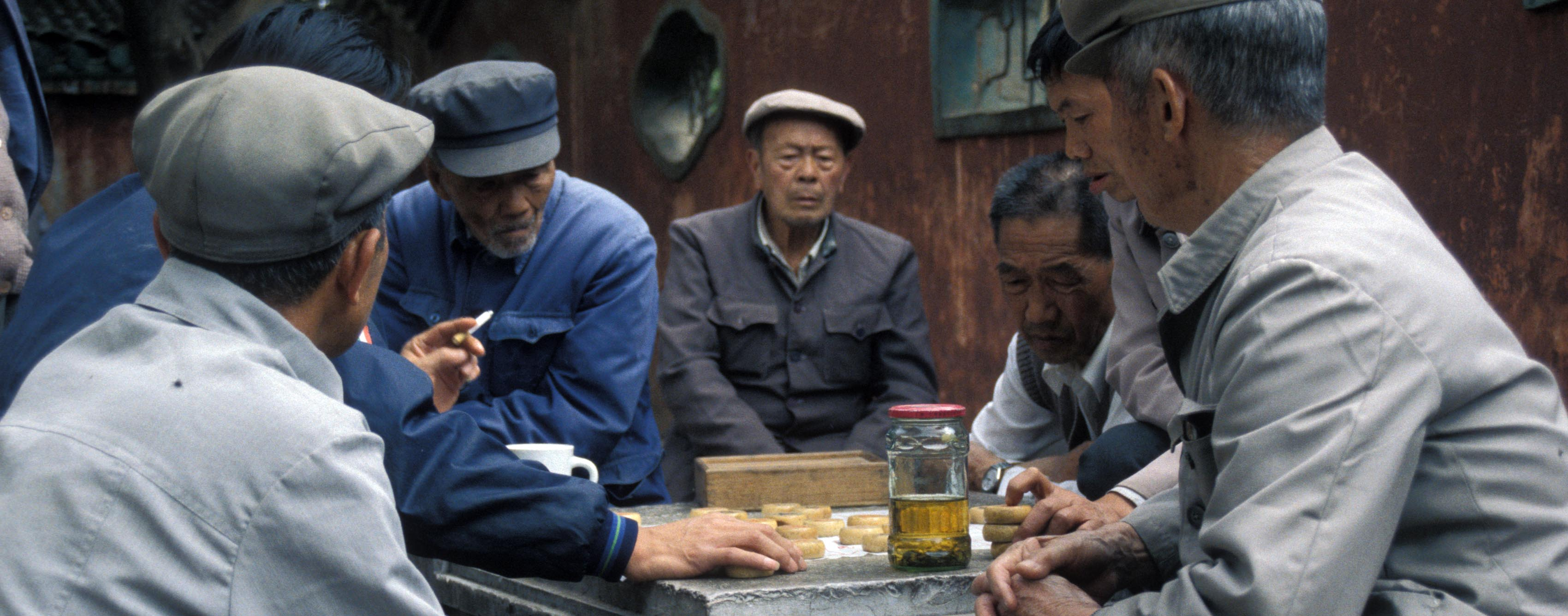 Kunming Tea Drinkers