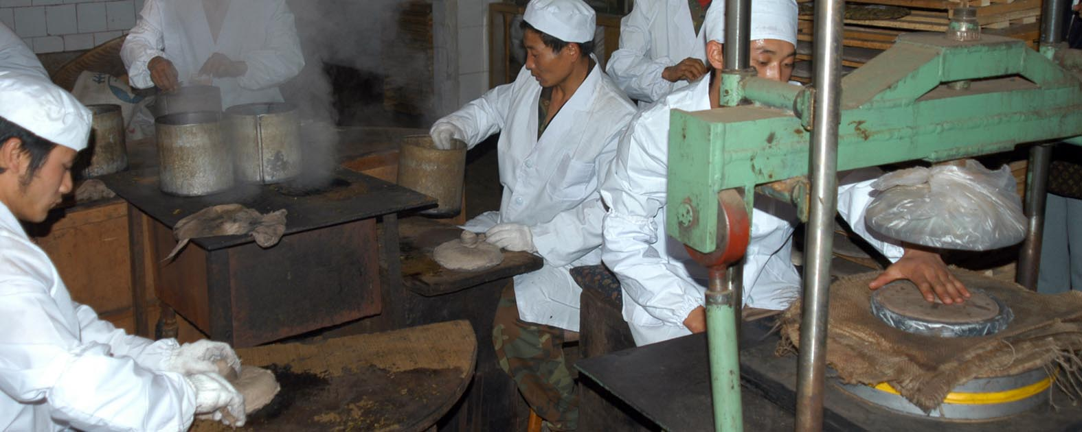 Puer Pressing