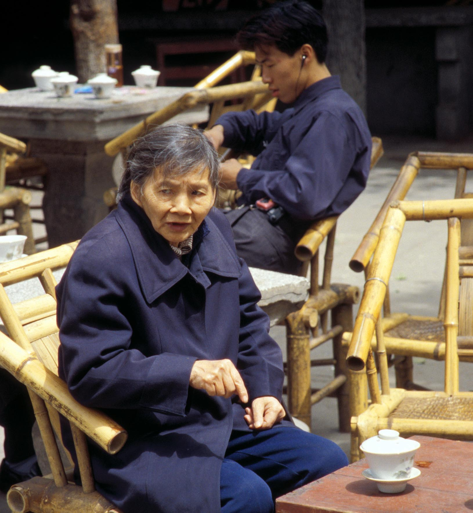 Tea Room Sichuan