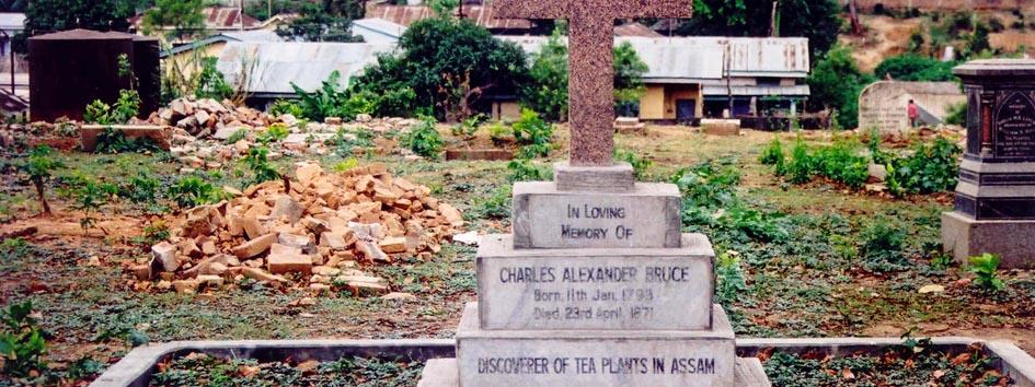grave Sir Bruce