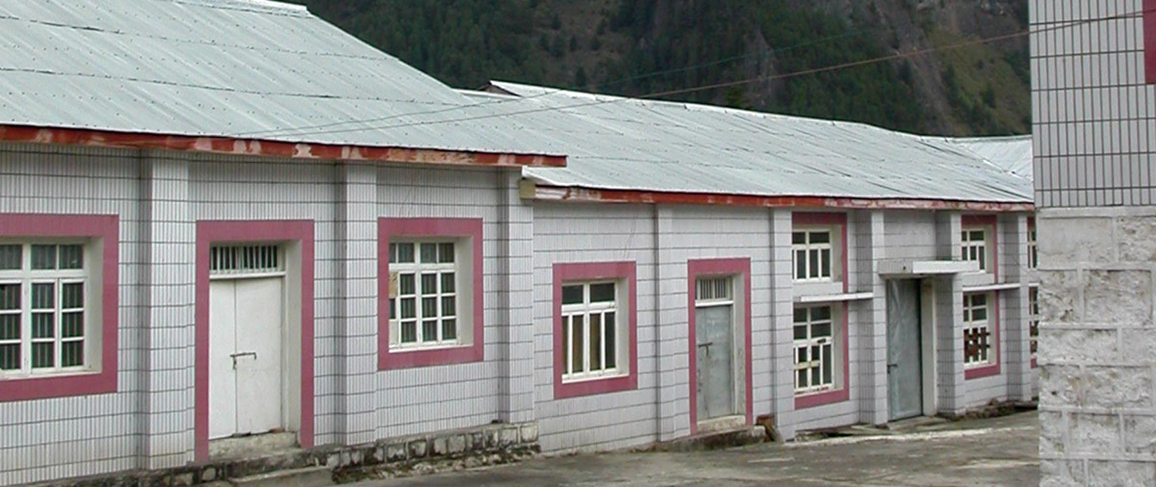 Tea Manufacture Tibet
