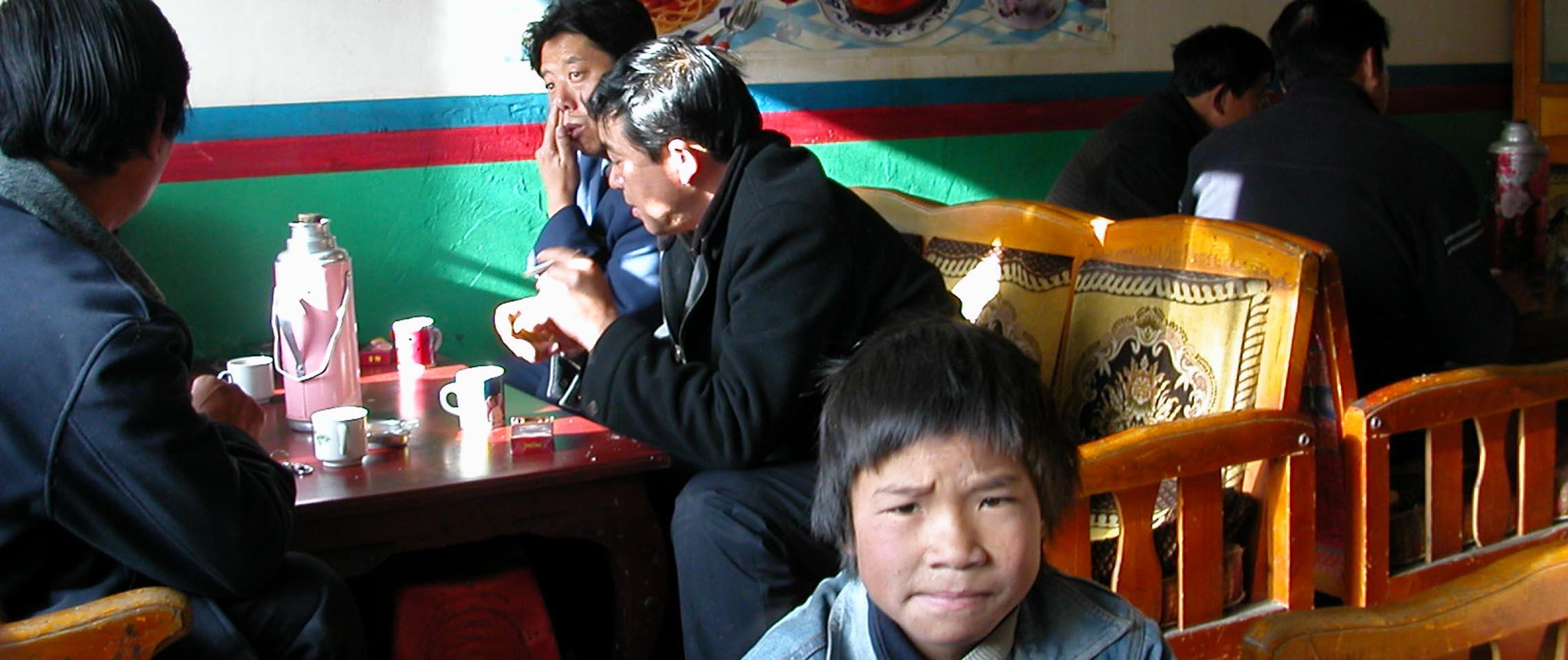Tea Room tibet